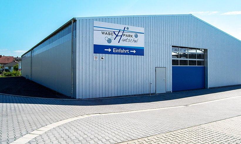 Stellplatzvermietungshalle Fahrzeugtechnik im Raum Gießen und Marbug