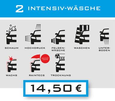2-Intensiv-Wäsche